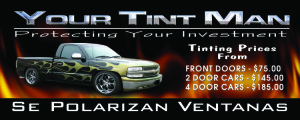 YOUR TINT MAN BANNER