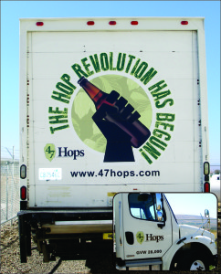 business vehicle graphic printing